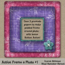 Frame A Photo Action by Karen Stimson