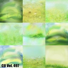 CU Vol 497 Summer Spring Papers by Lemur Designs