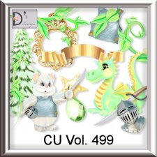 Vol. 499 Fantasy Mix by Doudou Design