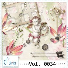 Vol. 0034 Vintage Mix by Doudou Design