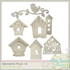 Elements PAck 14 by Pathy Design
