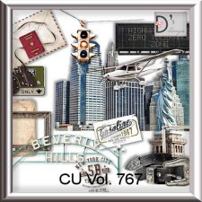 Vol. 767 Travel-World by Doudou Design