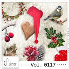 Vol. 0117 Christmas Mix by Doudou Design