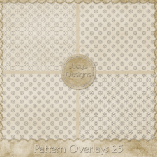Pattern Overlays 25 by Josy