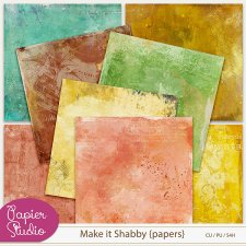 Make it Shabby by PapierStudio Silke