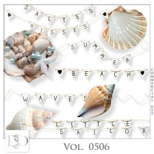 Vol. 0506 Summer Sea Mix by D's Design