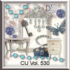 Vol. 530 Vintage Mix by Doudou Design