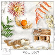 Vol. 0569 Winter Mix by D's Design
