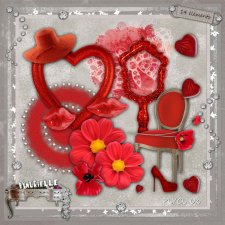 Vol 17 Love Elements EXCLUSIVE byMurielle