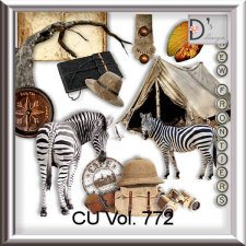 Vol. 772 Travel-World by Doudou Design