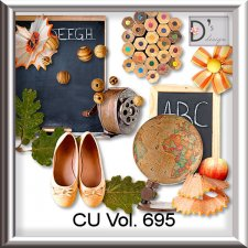 Vol. 695 School Mix by Doudou Design