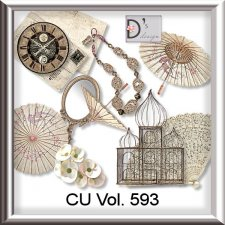 Vol. 593 by Doudou Design