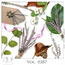 Vol. 0287 Nature Mix by D's Design