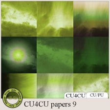 EXCLUSIVE Papers 9 CU4CU by Happy Scrap Arts