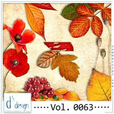 Vol. 0063 Autumn Mix by Doudou Design