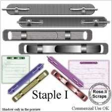 Staple I by Rose.li