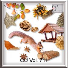 Vol. 711 Autumn Mix by Doudou Design