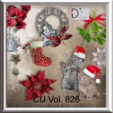 Vol. 828 christmas by Doudou Design