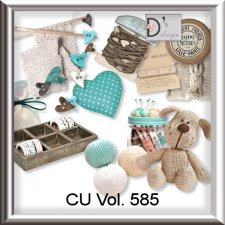 Vol. 585 Element pack by Doudou Design