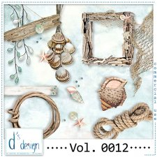 Vol. 0012 Beach Mix by Doudou Design