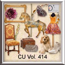 Vol. 414 Vintage Mix by Doudou Design