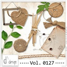 Vol. 0127 to 0129 Natural Mix by Doudou Design