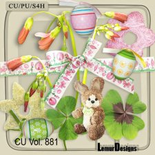 CU Vol 881 Easter by Lemur Designs