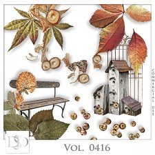 Vol. 0416 Nature Autumn Mix by D's Design