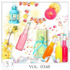 Vol. 0348 Party Mix by D's Design
