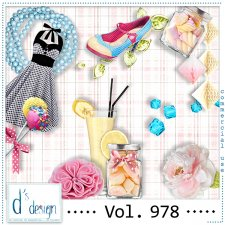 Vol. 978 Fifties Mix by Doudou Design