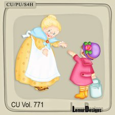 CU Vol 771 Granny by Lemur Designs