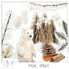 Vol. 0561 Winter Mix by D's Design