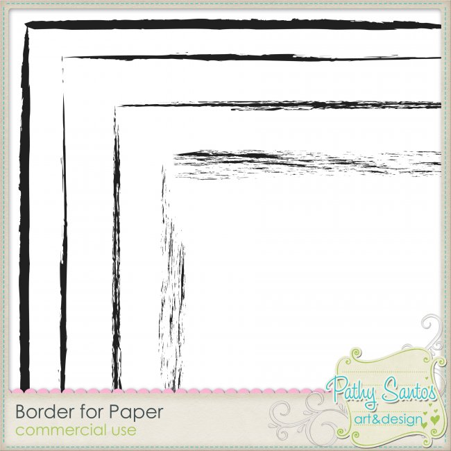 Border Pack 01 by Pathy Design