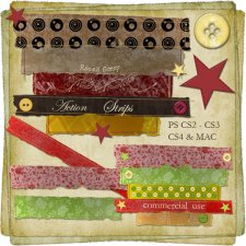 Action - Strips by Rose.li