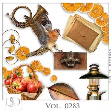 Vol. 0283 Autumn Mix by D's Design