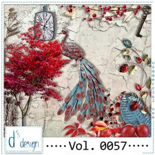 Vol. 0057 Autumn Mix by Doudou Design