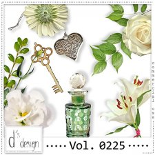 Vol. 0220 to 0226 Nature Mix by Doudou Design