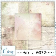 Vol. 0032 Vintage papers by Doudou Design
