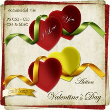 Action - Valentines Day I by Rose.li