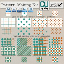 Pattern Kit - CUbyDay EXCLUSIVE