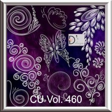 Vol. 460 Doodles Decorations by Doudou Design