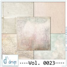 Vol. 0023 Vintage papers by Doudou Design