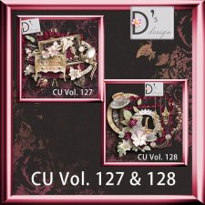 Vol. 127 & 128 Paper & Elements BUNDLE by Doudou Design