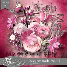 Designer Stash Vol 46 - CU by Feli Designs