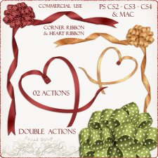 Action - Double Actions by Rose.li