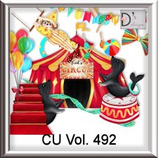 Vol. 492 Circus Mix by Doudou Design