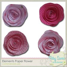 Elements Paper Flower by Pathy Design