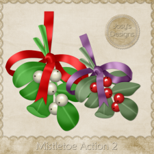 Mistletoe Action 2