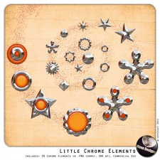 Little Chrome Elements by MoonDesigns