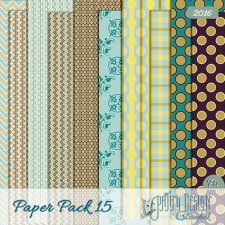 Paper Pack 15 Pathy Design